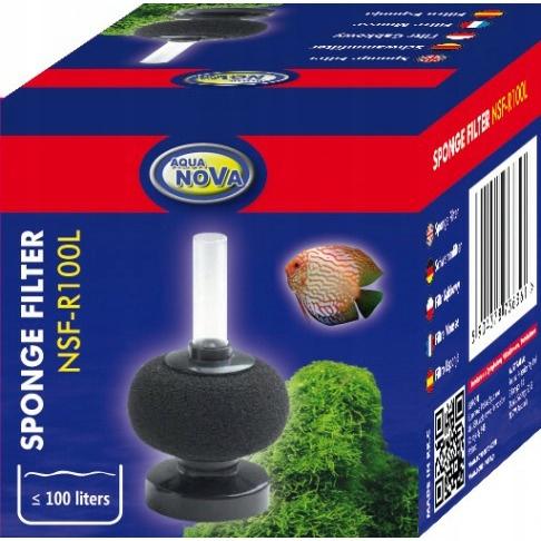 NSF R100L Губчатый фильтр для аквариумных креветок