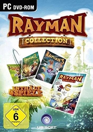 Купить УНИКАЛЬНЫЙ НАБОР ИГРЫ RAYMAN COLLECTION PC FOIL 4 GAME PACK на Otpravka - цены и фото - доставка из Польши и стран Европы в Украину.