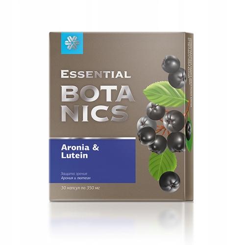 Suplement Essence of botanics. Aronia & Lutein