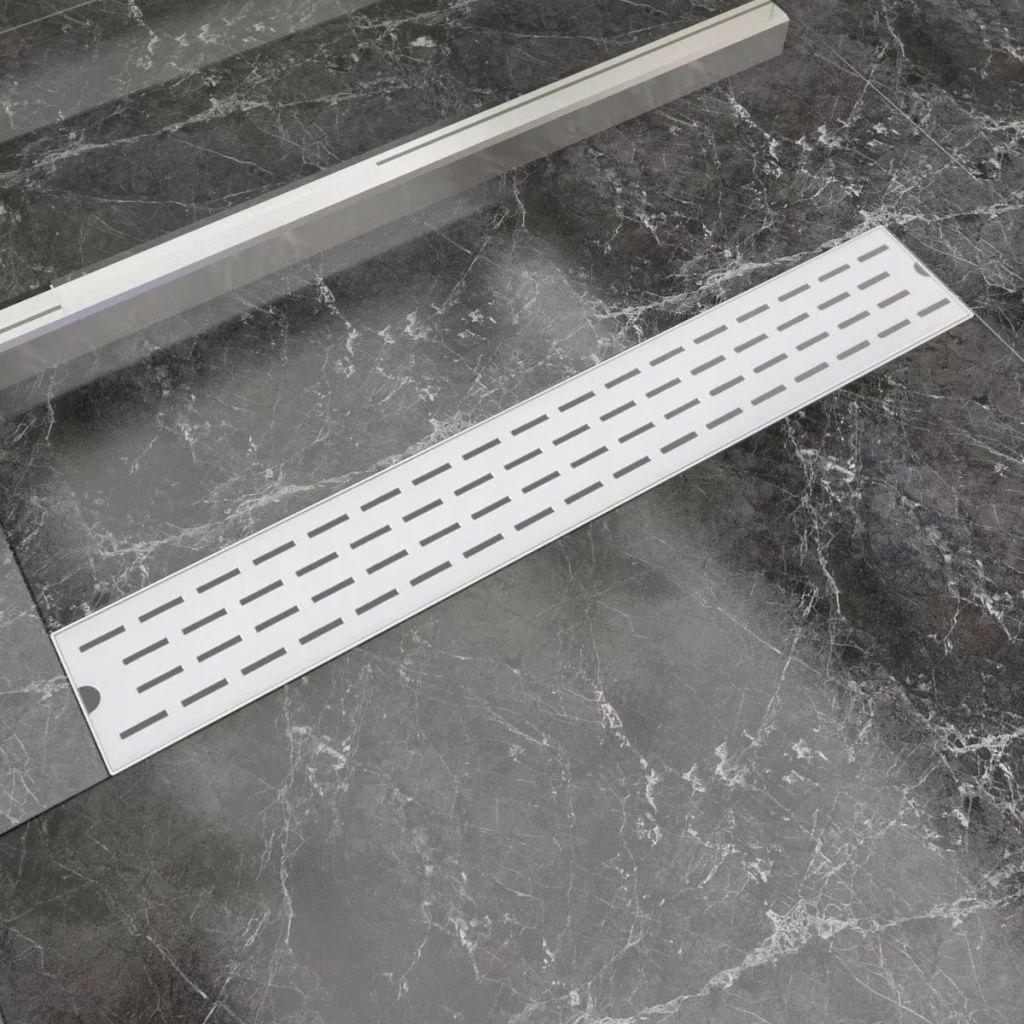 Lineárny sprchový odtok, 730x140 mm