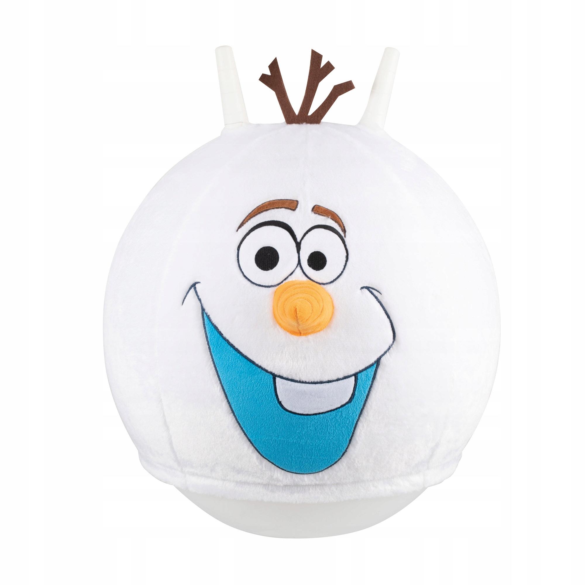 PLUSH JUMP BALL MRAZENÝ OLAF