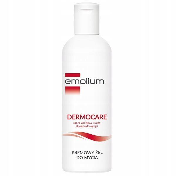 Купить EMOLIUM Dermocare Cream гель для мытья тела 200 мл на Otpravka - цены и фото - доставка из Польши и стран Европы в Украину.