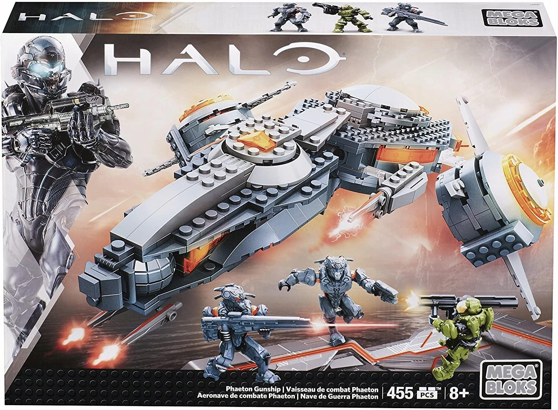 Vrtuľník Mega Bloks Halo Phaeton CNG67