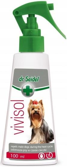 Dr Seidel Vivisol Spray w okresie cieczki 100ml
