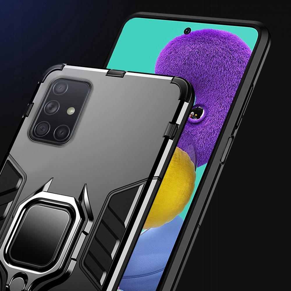 Etui do Samsung Galaxy M51 Pancerne Case + Szkło Kod producenta C94A