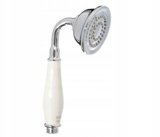Ručná sprcha EILEEN, priemer rukoväte 8,5 cm