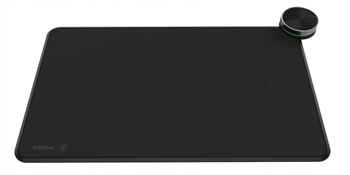Xiaomi Miiiw Podkładka Pod Mysz Z Ładowarką Qi
