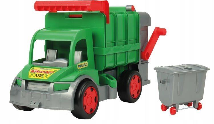 Farma na smetiarske auto Wader Gigant 67015