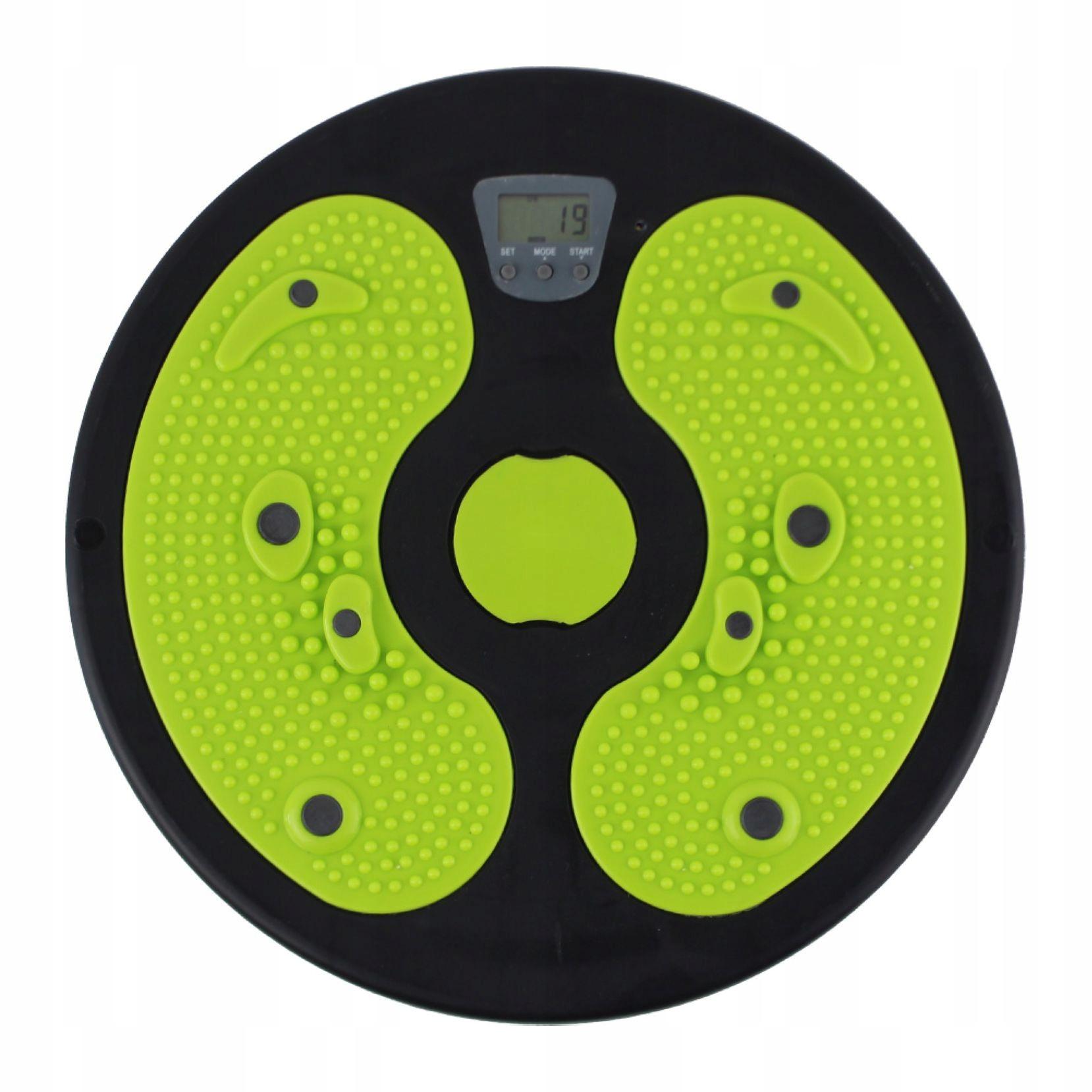 Rotary Twister s POČÍTAČOM na cvičenie