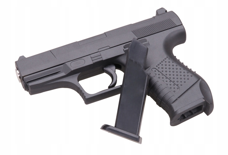 Pištoľ G19 Metal replika ZDARMA 1 000 BB !!!