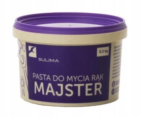 SULIMA MAJSTER PASTA DO MYCIA RĄK - 500G