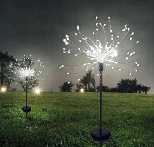 2X LAMPA SOLARNA OGRODOWA Dmuchawiec 90led Kod produktu lamp
