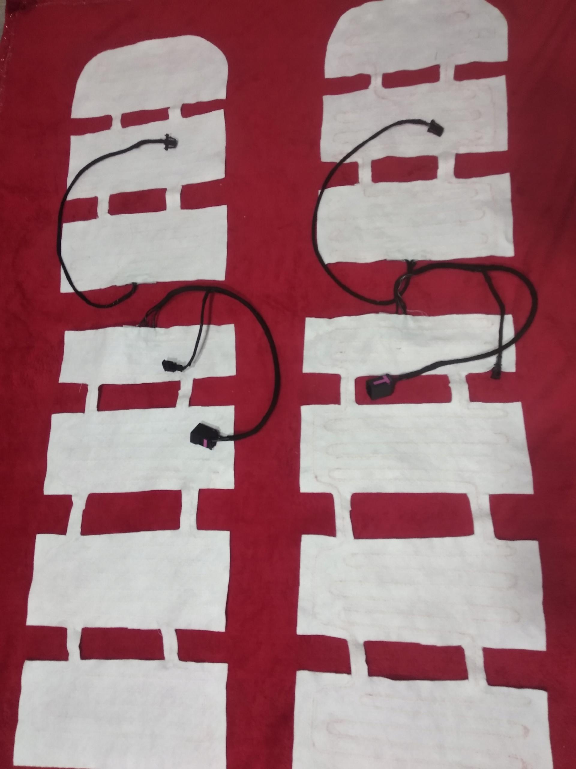 коврик нагрева к автомобиля диваны audi a4 b8 a5