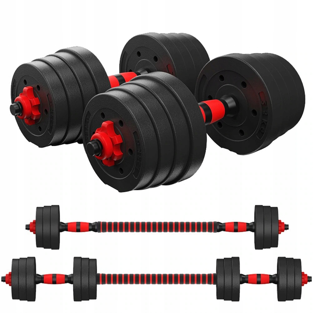 MEGA SET 2x Dumbbell BAR 40 KG KOMBINIRANI BAR Znamka Druga znamka