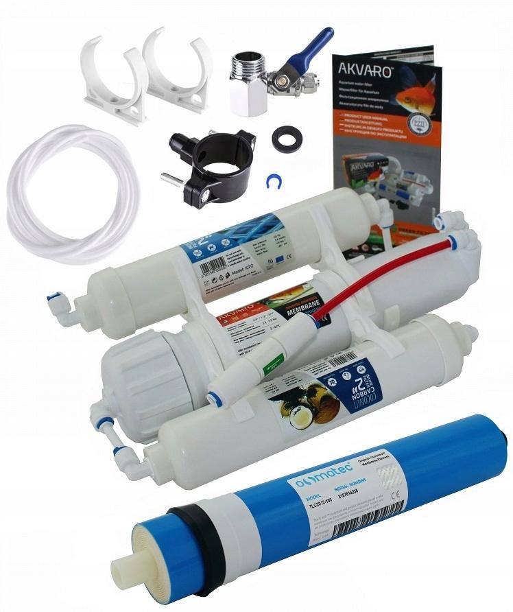 Filter RO3 reverznej osmózy 100 HDP akwarystyczna