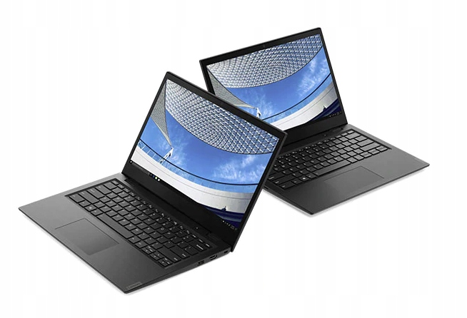 "Laptop LENOVO 14"" HD W10 CAM do nauki i pracy"