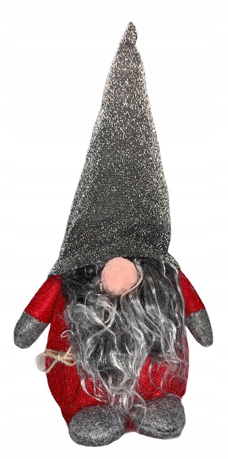 БОЛЬШОЙ РОЖДЕСТВЕНСКИЙ ЗЕЛЕНЫЙ Gnomo Santa Gnomes
