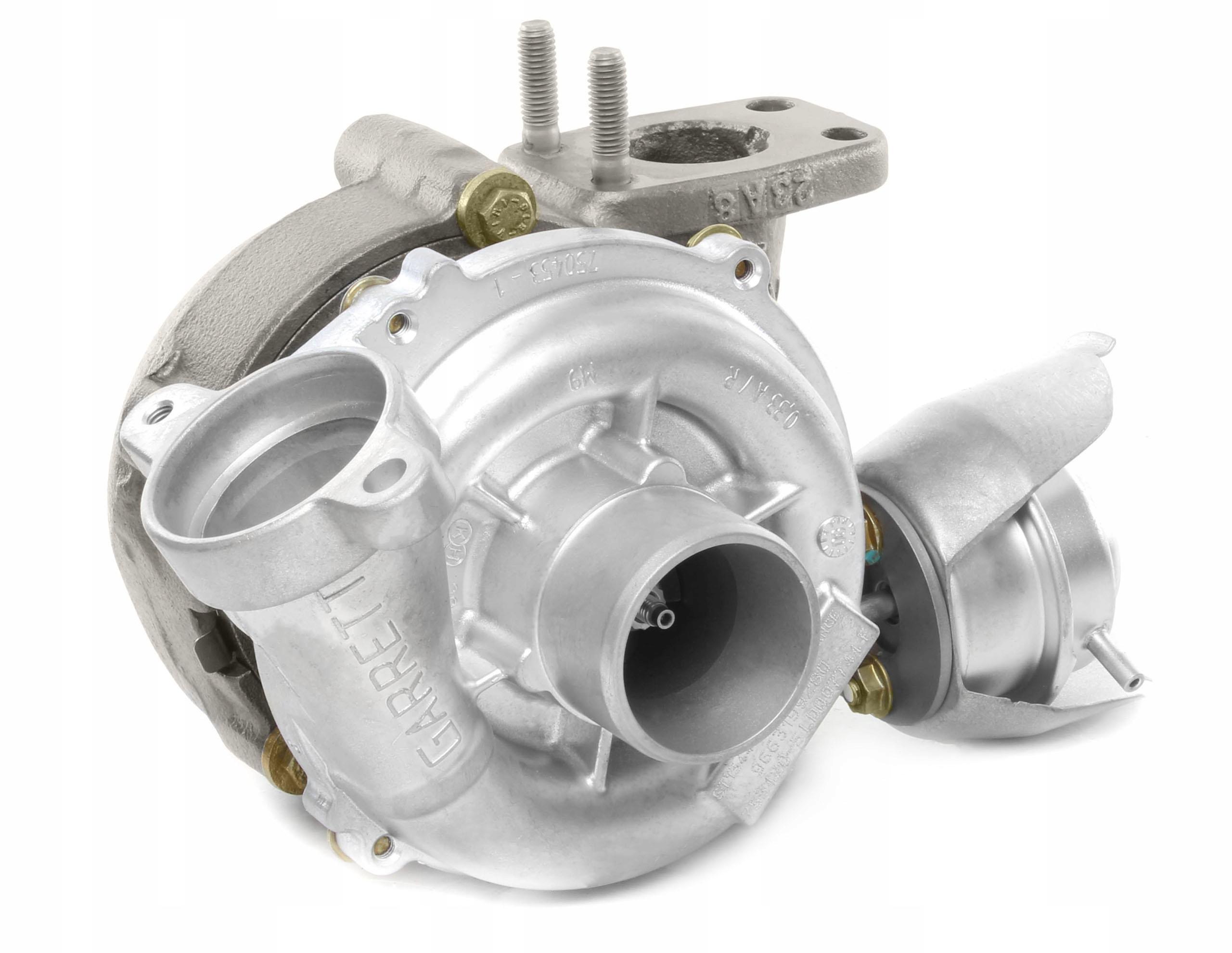 турбина ford focus mk2 16 tdci 109 км 1479055