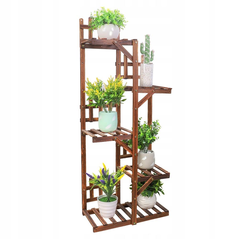 5 слоев клумбы деревянная подставка для цветов 134см