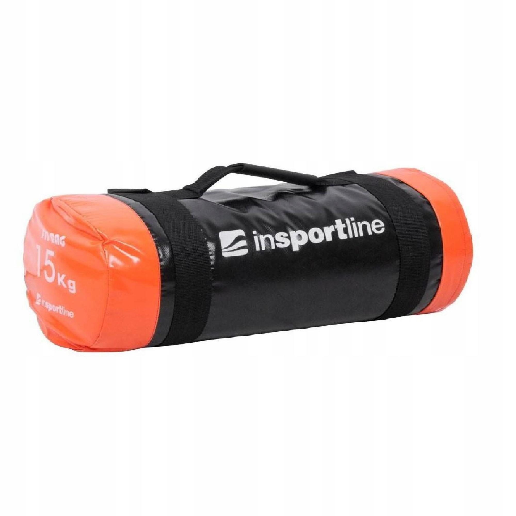 Worek Treningowy Fitness 15 Kg Insportline FitBag