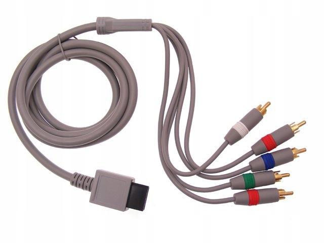 Komponentný kábel pre konzolu Wii-IT7