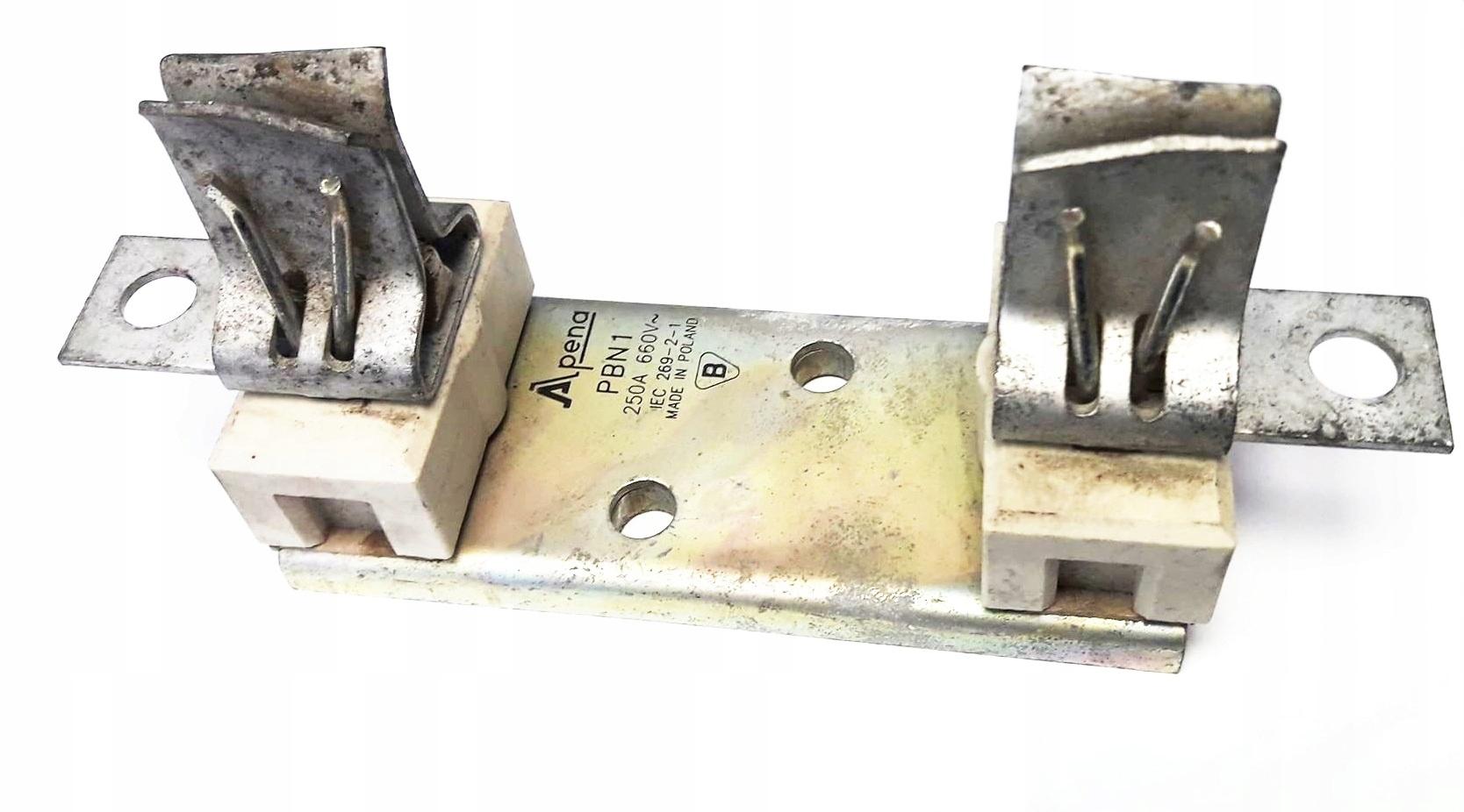 Poistková základňa PBN1 250A 660V APENA