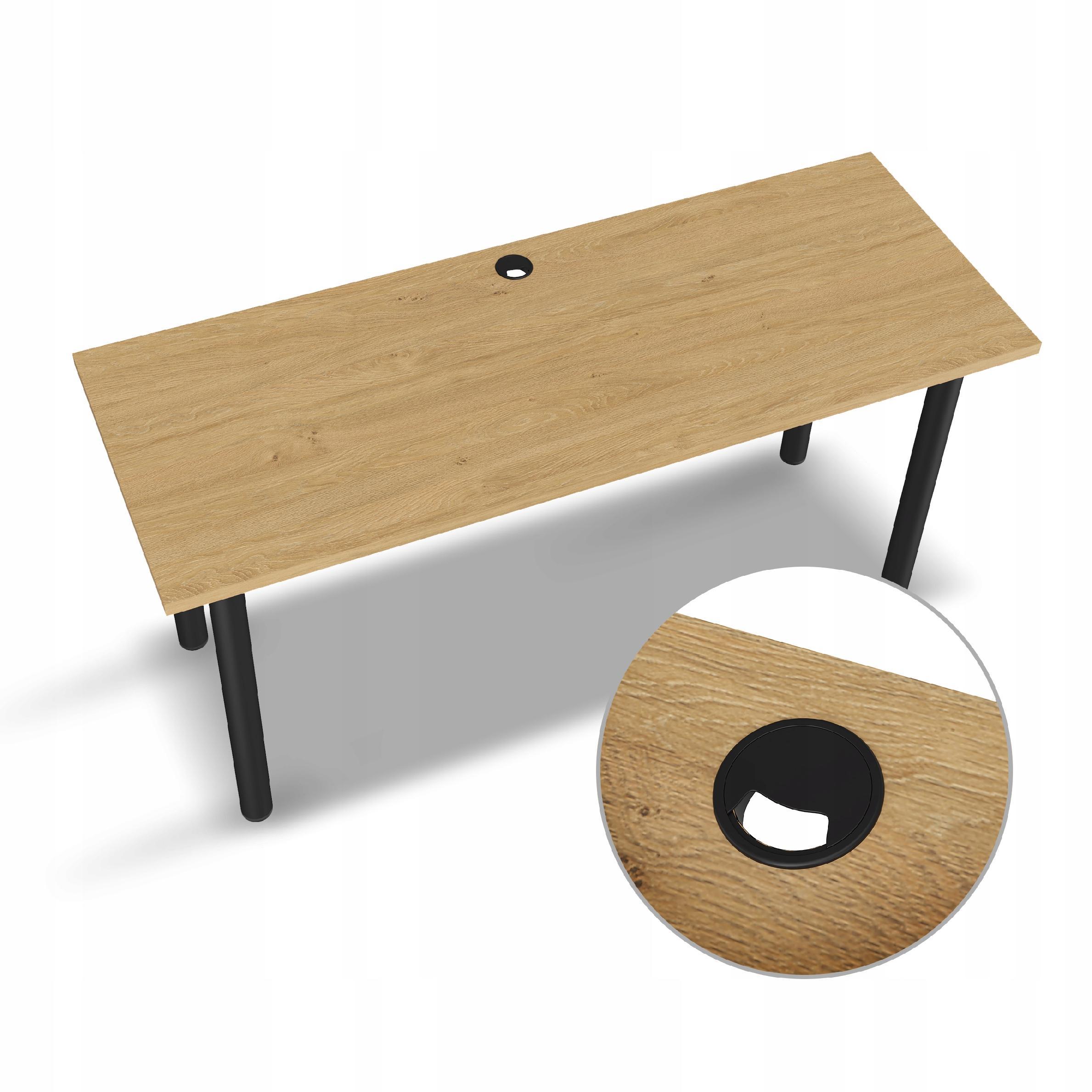 Stabilný pevný Stôl na prácu 140x60x36 YRKE