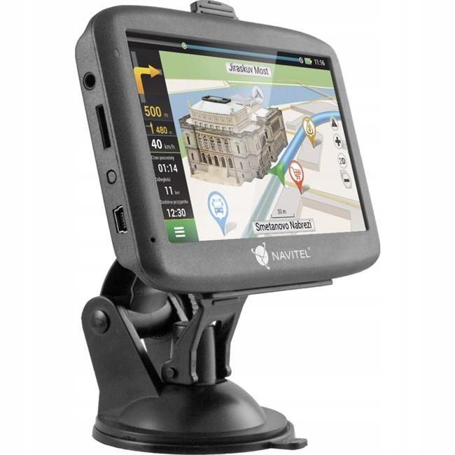GPS навигация 5 Navitel E500 + Карты Европа + Россия