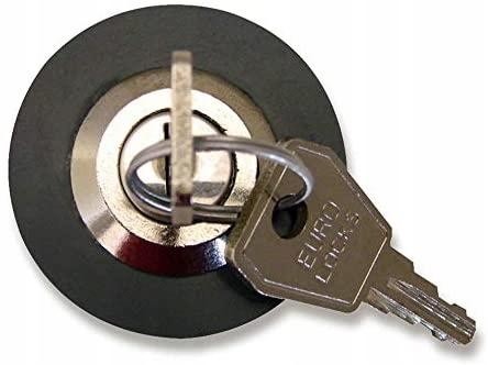 Gniazdo Zamka nr 808 + 2 klucze, Zamek