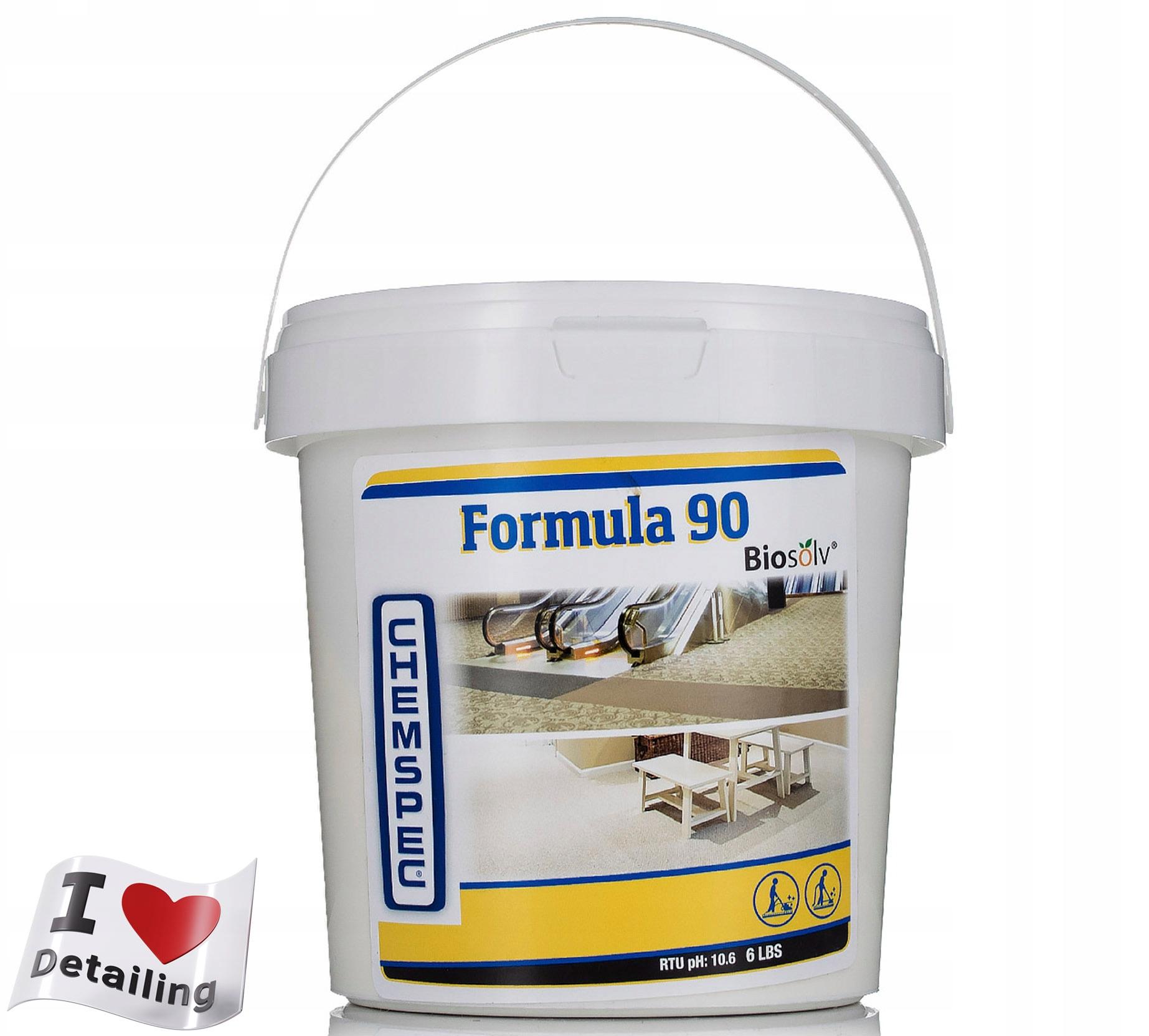 Chemspec Formula 90 Стирка обивки ковров 680 г