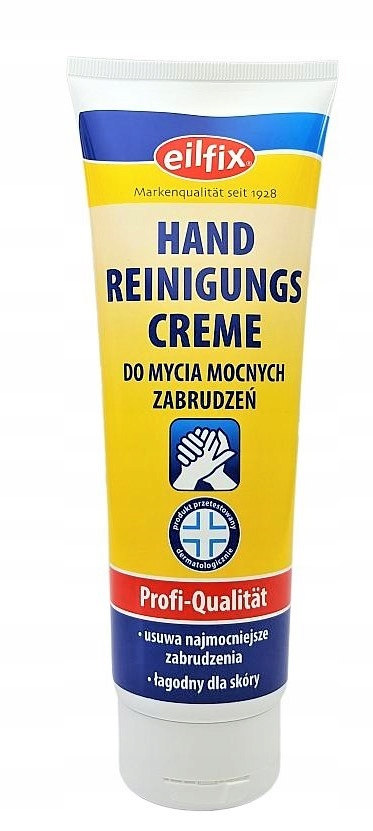 Крем для мытья рук Eilfix 250ml от сильных загрязнений