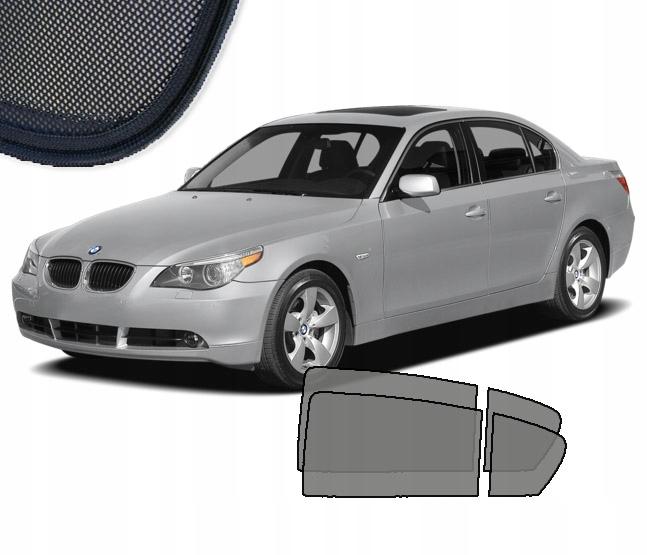 Zaslonki Dedykowane Solarride Bmw E60 Sedan Nysa Allegro Pl