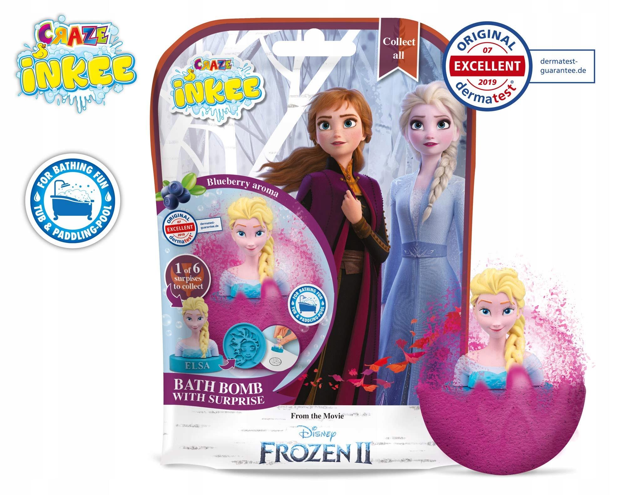 Frozen 2 Magická voňavá guľa s prekvapením