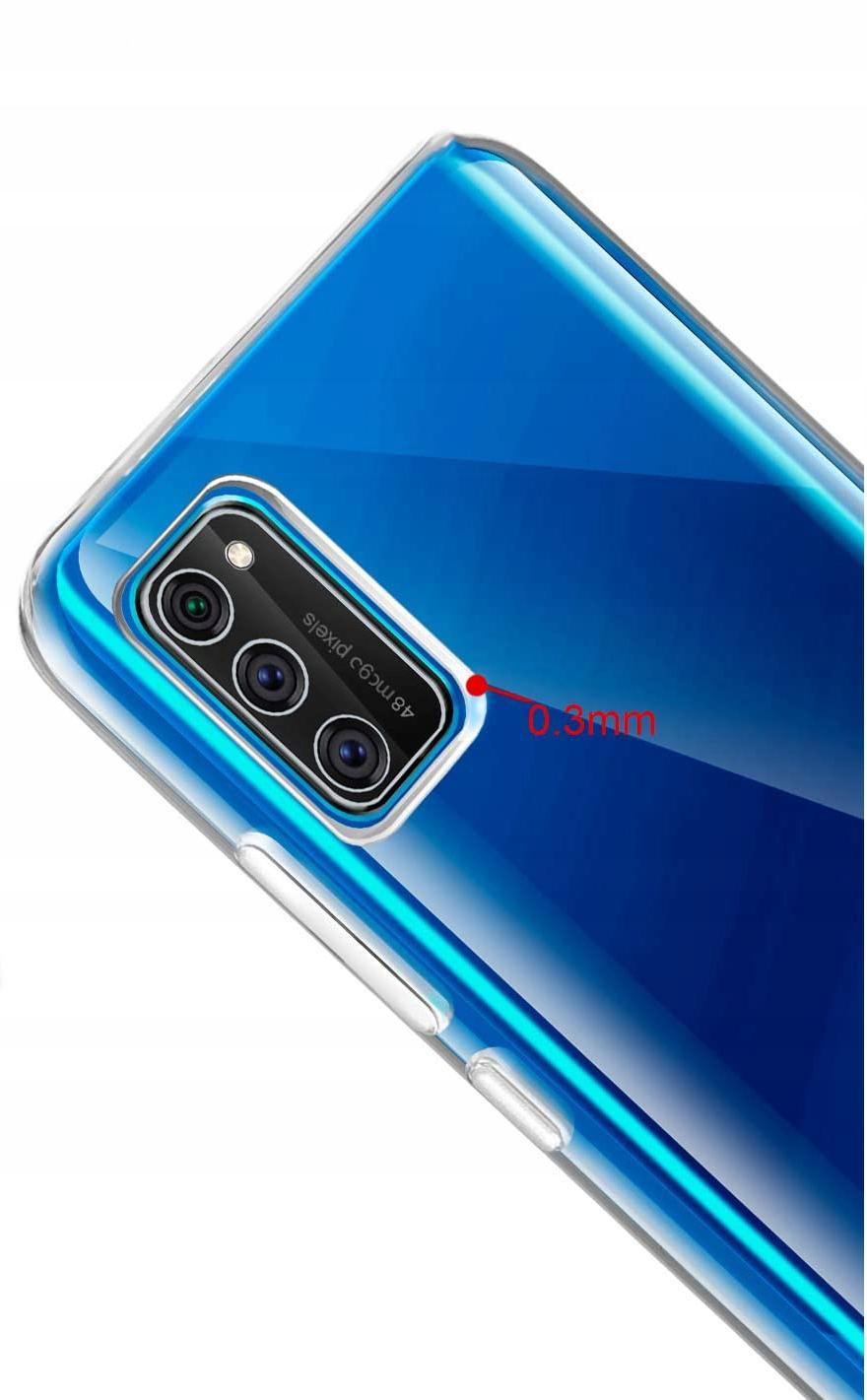 Etui Case Guma + Szkło 9h do Samsung Galaxy A41 Kod producenta C69A