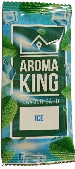 Ароматизаторы AROMA KING ICE 25 штук