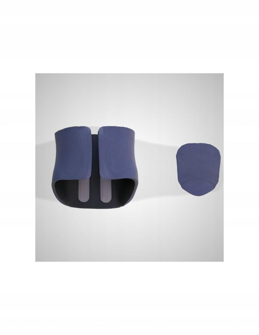 EMO GORSET PAS LĘDŹWIOWY LUMBACK INFINITY LS401 S Waga produktu z opakowaniem jednostkowym 0.15 kg