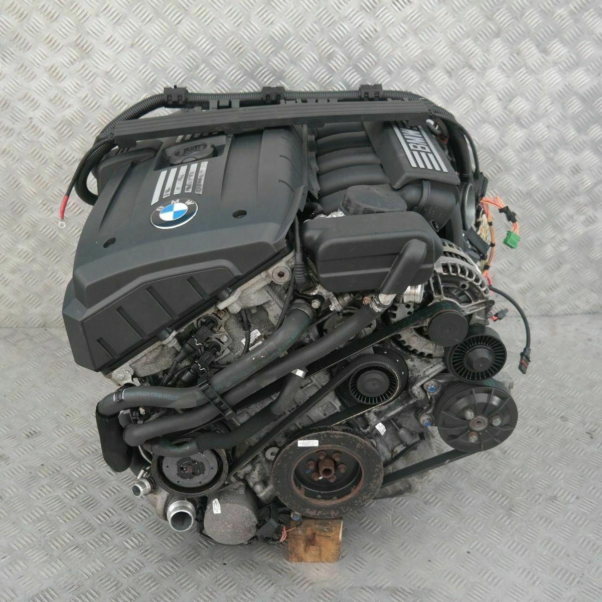 bmw e90 e91 e92 e93 двигатель 325i n52n n52b25a