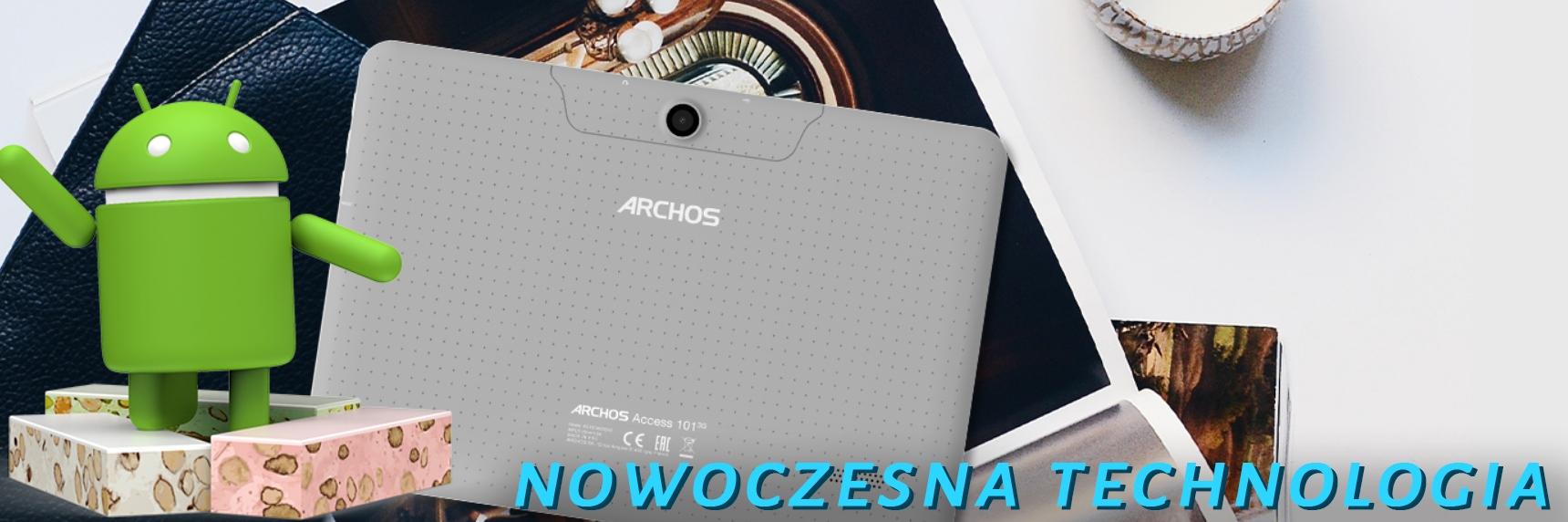 """TABLET ARCHOS Access 101 3G V2 10,1'' IPS HD Przekątna ekranu 10.1"""""""
