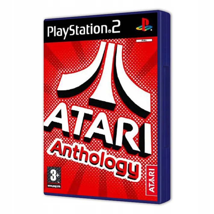 ATARI ANTHOLOGY NEW PS2 FILM