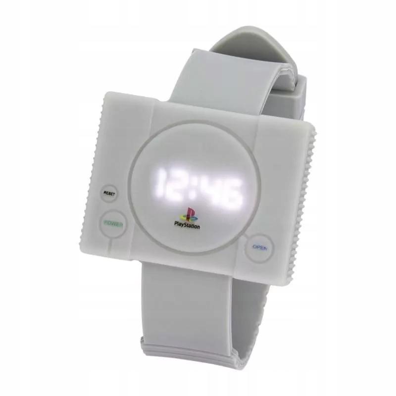 PLAYSTATION WATCH na ručných konzolách Retro Clock