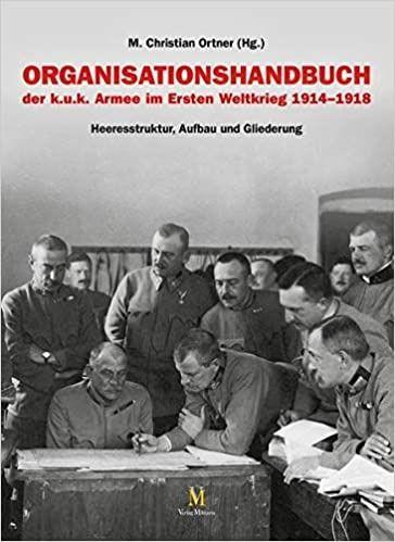 Organizationshandbuch der k.u.k. Armee