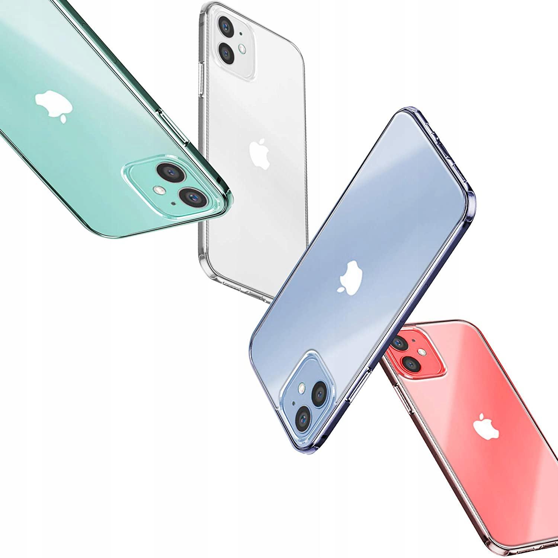 Etui do iPhone 12 / 12 Pro Clear Case + Szkło 9H Kod producenta 5900495856203