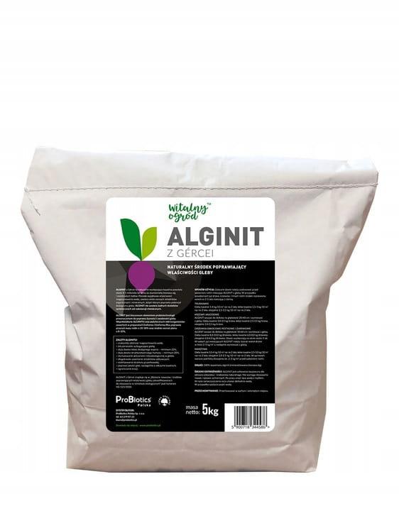 ALGINIT ProBiotics lepsze właściwości gleby 5KG