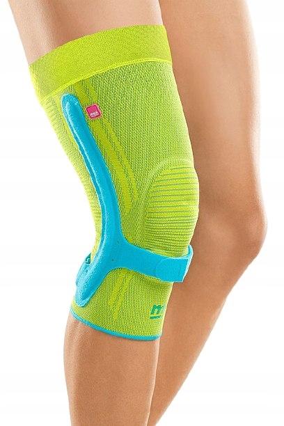 Sportowy stabilizator kolana z kompresją na rzepkę