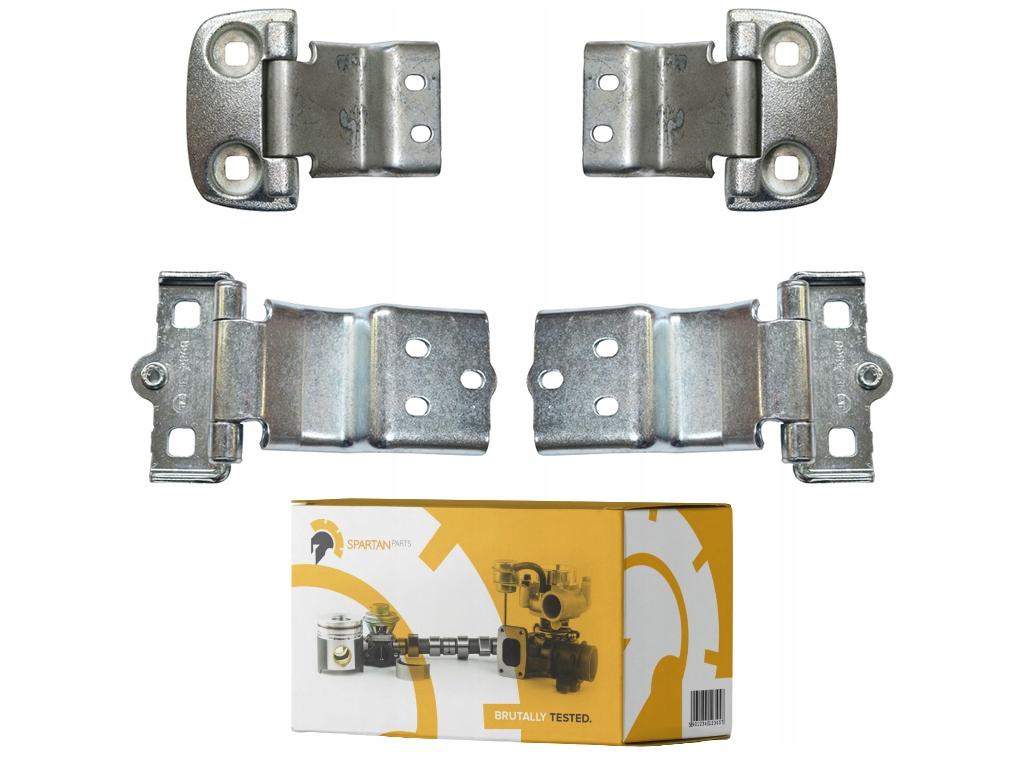 комплект петля ducato boxer jumper двери сзади 180°