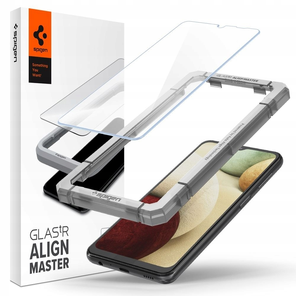2x Szkło Hartowane Spigen do Samsung Galaxy A32 5G