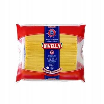 Купить Спагетти Divella 5кг на Otpravka - цены и фото - доставка из Польши и стран Европы в Украину.