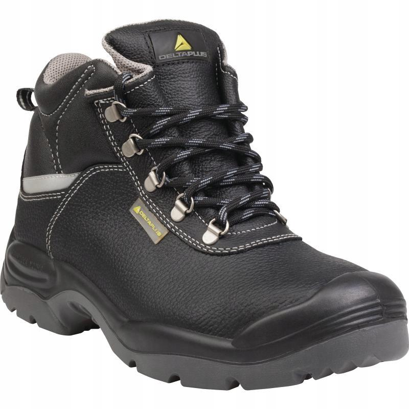 Обувь рабочая SAULT S3 SRC Delta Plus s.47