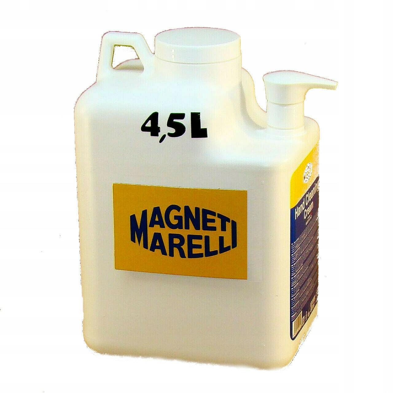 Паста для мытья рук с помпой Marelli 099996001204