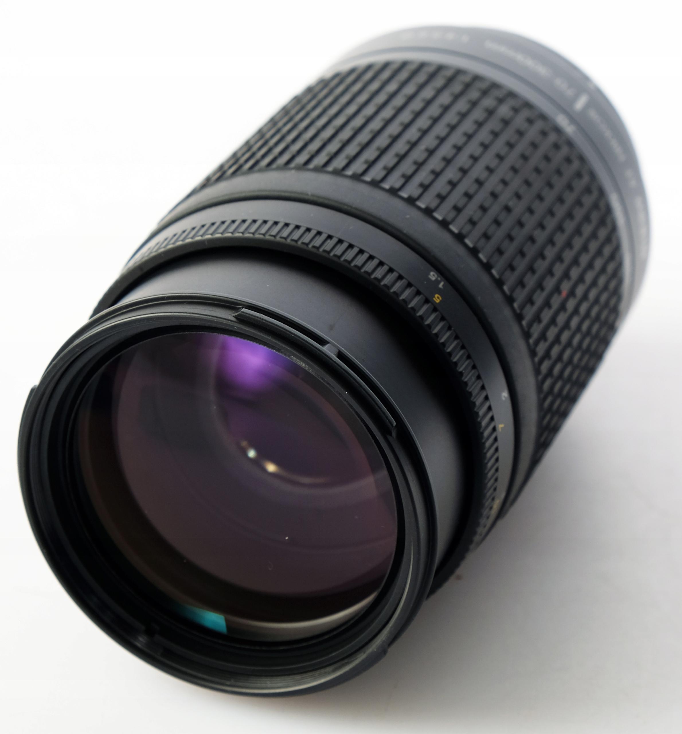 Купить Nikkor 70-300 mm F4.5-5.6 G на Otpravka - цены и фото - доставка из Польши и стран Европы в Украину.